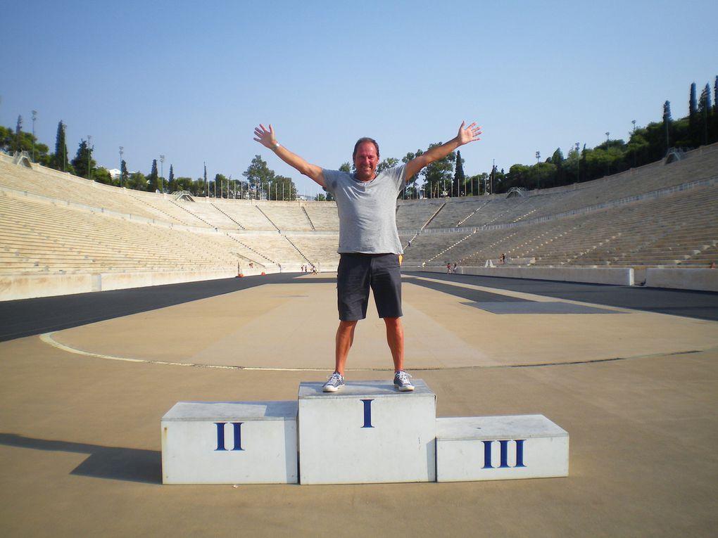 Une Luciole à Athènes !