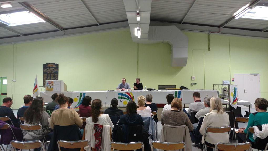 Retour réunion syndicale du 04 avril 2017