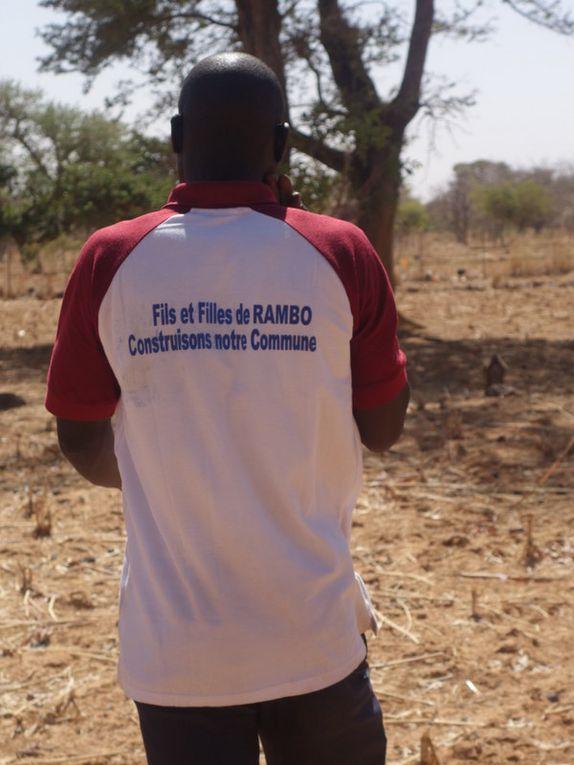 De retour du Burkina Faso  !