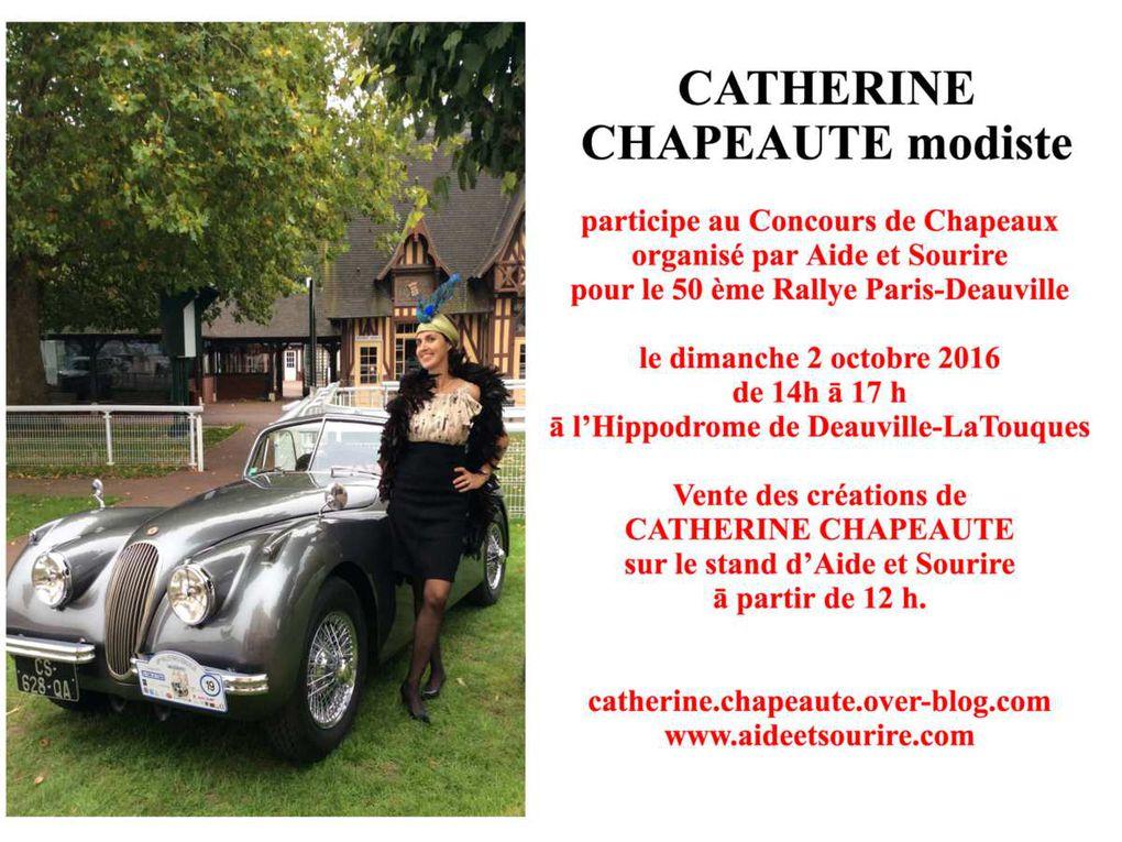 Rendez-vous à Deauville dimanche 2 octobre!