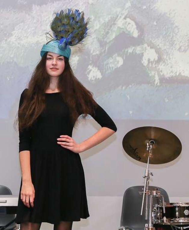 CATHERINE CHAPEAUTE à Nijni Novgorod pour les 15 ans de l'Alliance Francaise