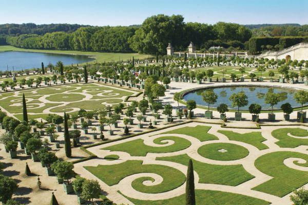 La renaissance des jardins du château de Chambord