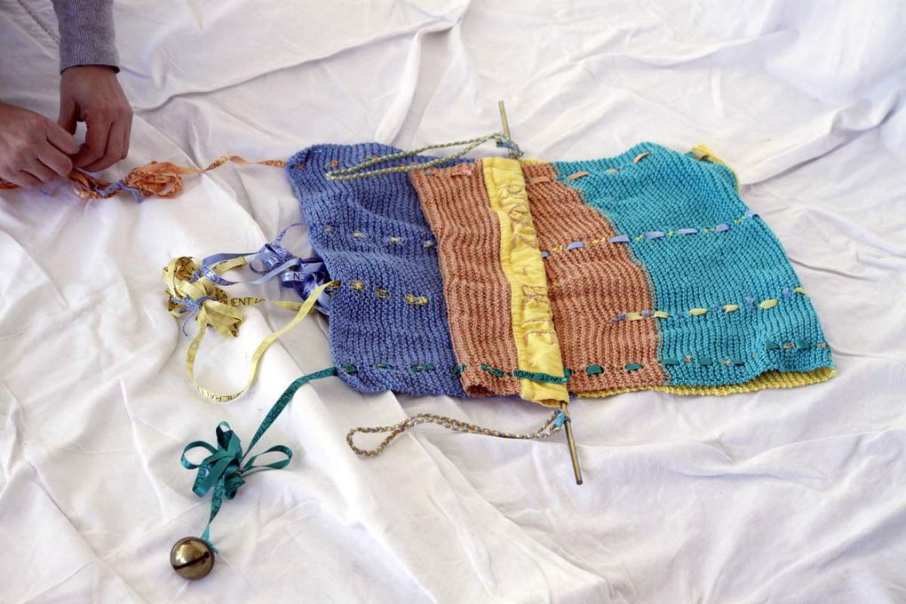 TRICOT PRIERES