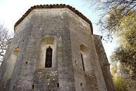 Le prieuré Saint-Pierre de Carluc.