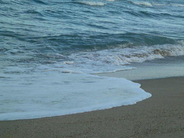 Au bord de l'eau...