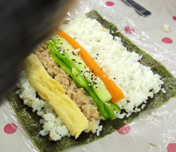 Cosina japonesa / cuisine japonaise