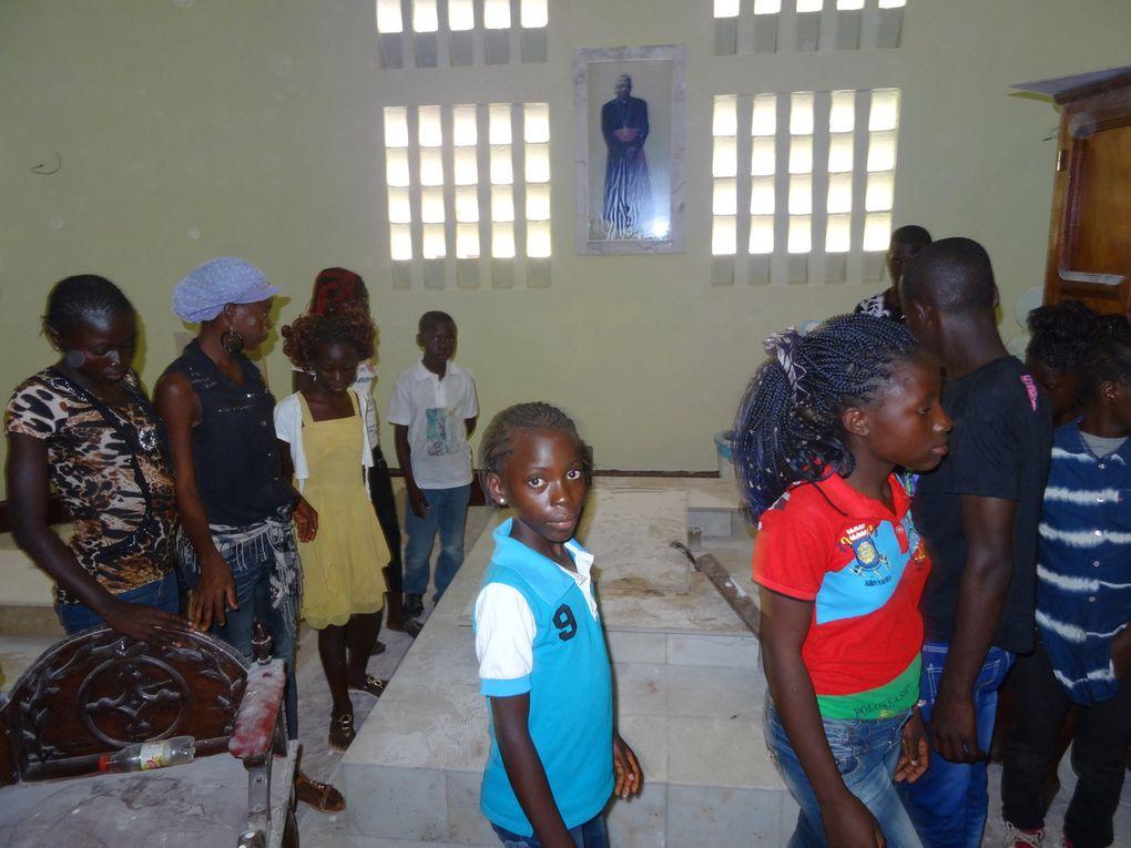 les Jeunes de Mbandza-Ndounga en sortie à Brazzaville