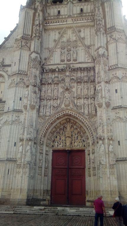 Un baptême à l'Abbaye de St Riquier dans le Diocèse d'Amiens