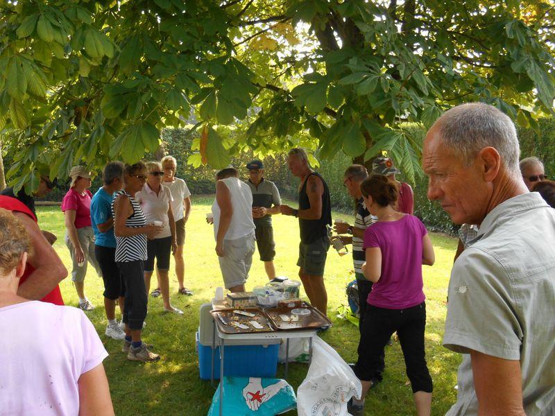 Randonnée à St Jean de Folleville 12_08_2015