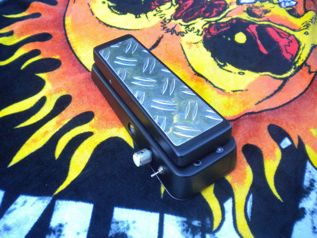 Modification WahWah Crybaby GCB 95 Dunlop