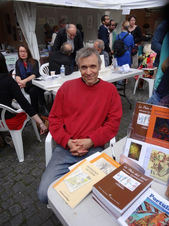 marché de la poésie  ( 3 )