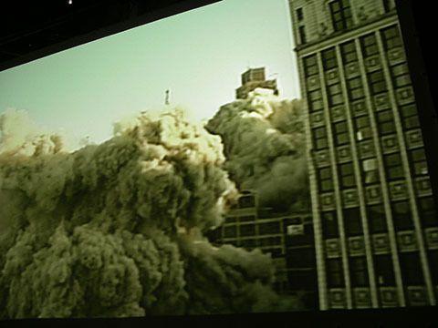 Exposition d'artistes de la ville de Detroit, Etats-Unis.