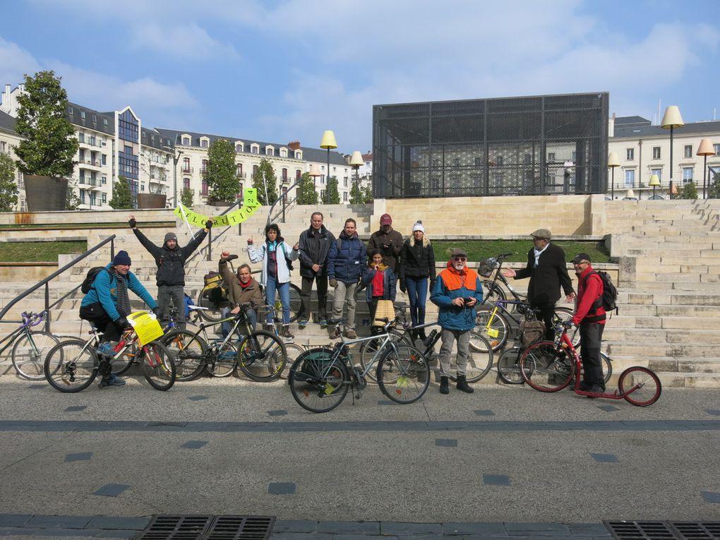 Vélorution de mars 2016 : Soleil promis, rayon dû ! (vélo)