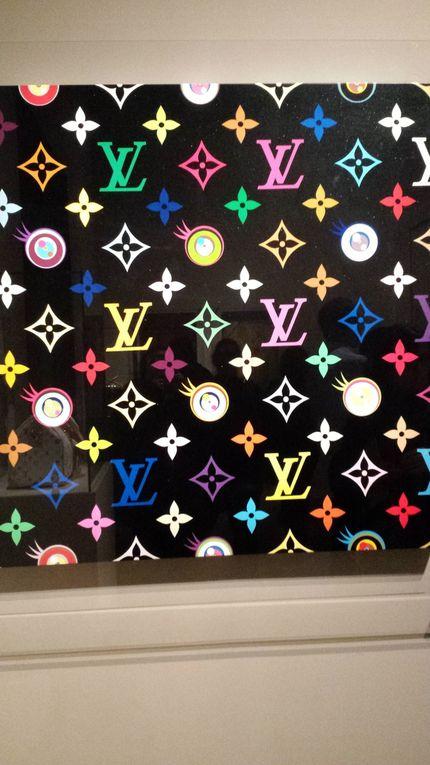 Exposition Louis Vuitton fin 21 Février 2016