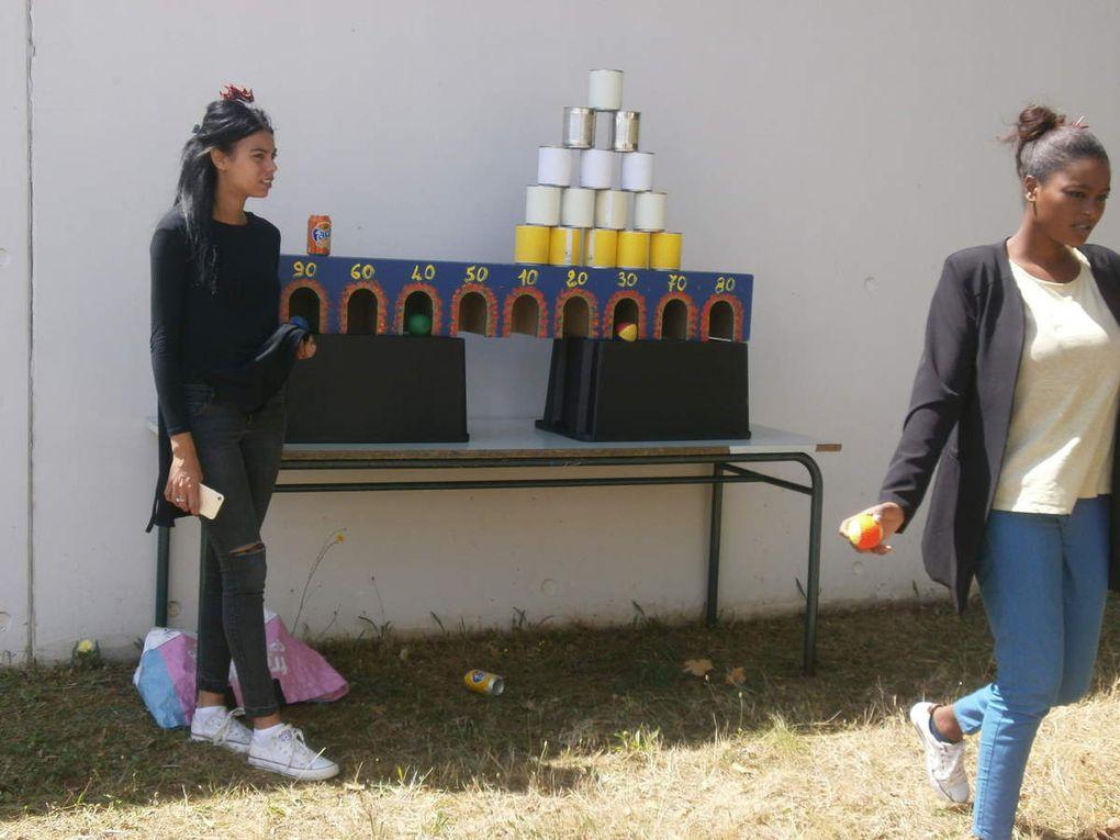 Semaine Festive : Kermesse cycle 3