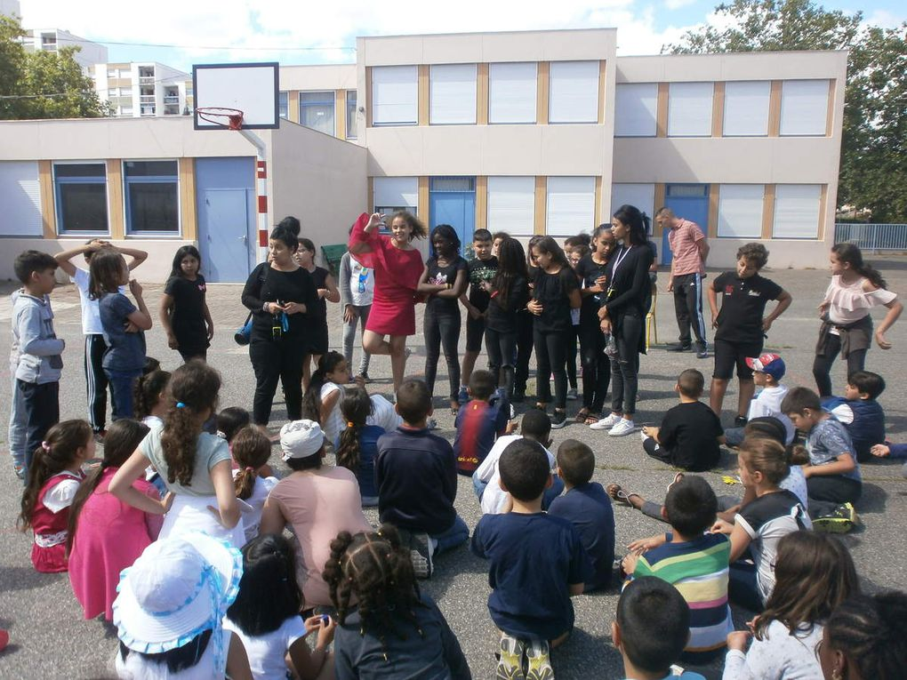 Semaine Festive : Flash Mob