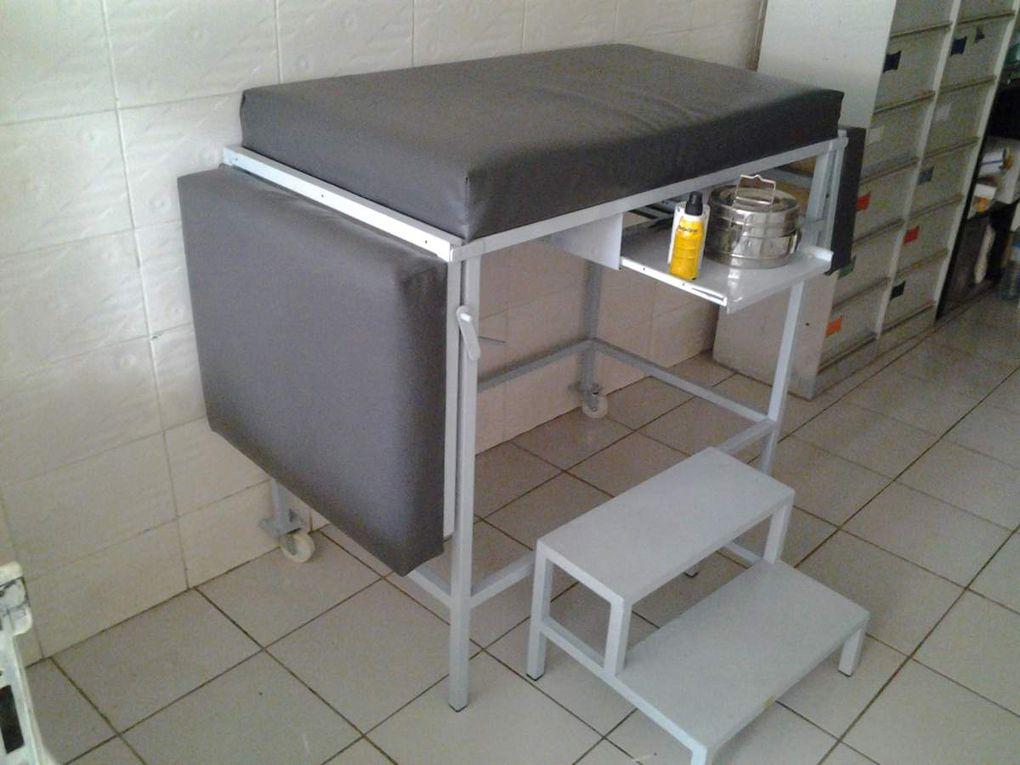 Réhabilitation d'un cabinet médical