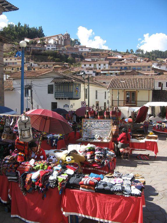 Coup de cœur à Cuzco. 20/24 juin et 29/30 juin 2015