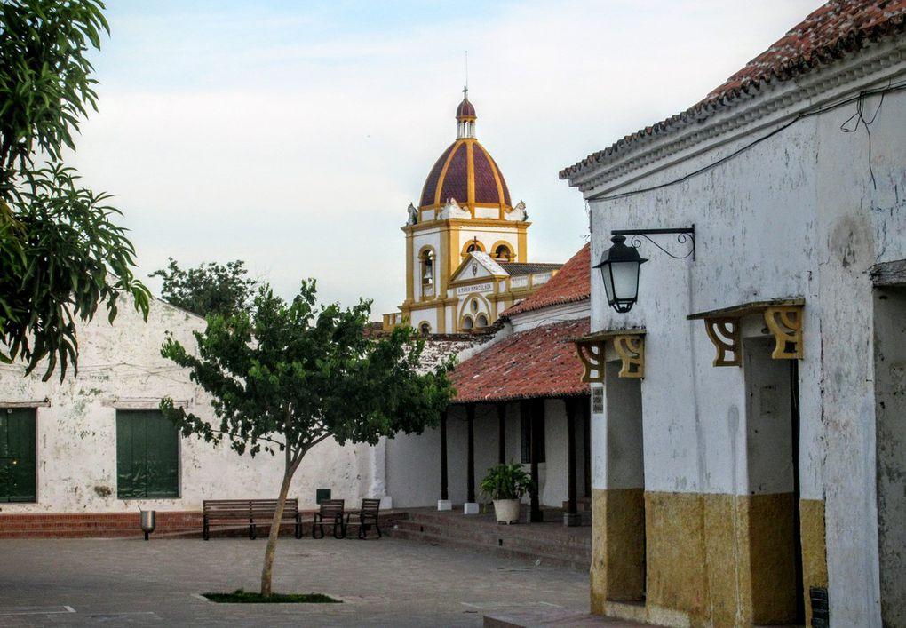 De plus beau village en plus beau village (1): Finalement, Mompox existe-t-elle? 7/8 août 2016.