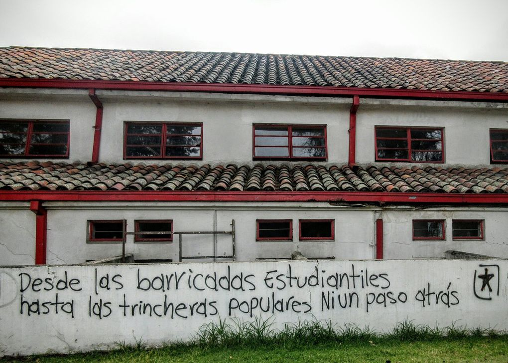 Bogotá. 20/24 août 2016