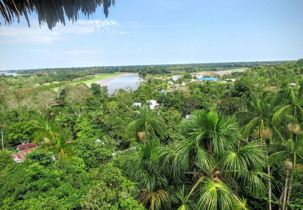 Amazonie colombienne: Leticia et Puerto Nariño. 25/30 août 2016