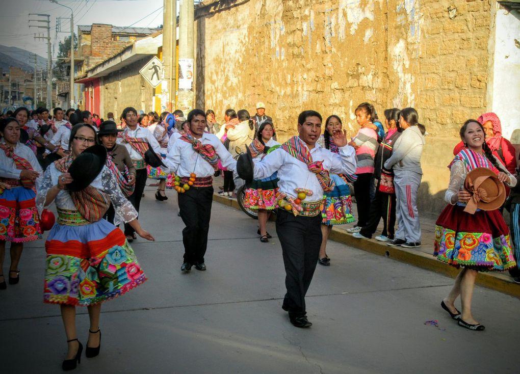 De l'Amazonie péruvienne aux Andes. 6/13 septembre 2016
