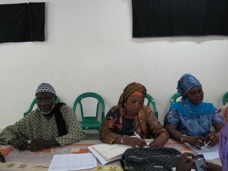 Partenariat entre la Sococim, Enda graf Sahel et l'UNAPEES