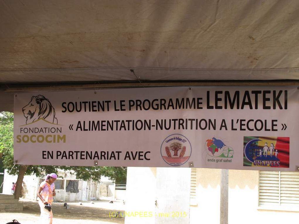 Rufisque Est : cérémonie de lancement du programme LEMATEKI