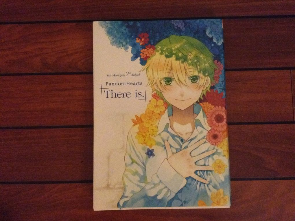 Présentation : Pandora Hearts There is + Tome 23