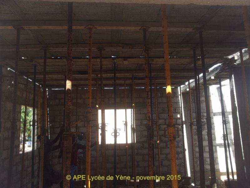 Suivez les travaux de la construction du Laboratoire