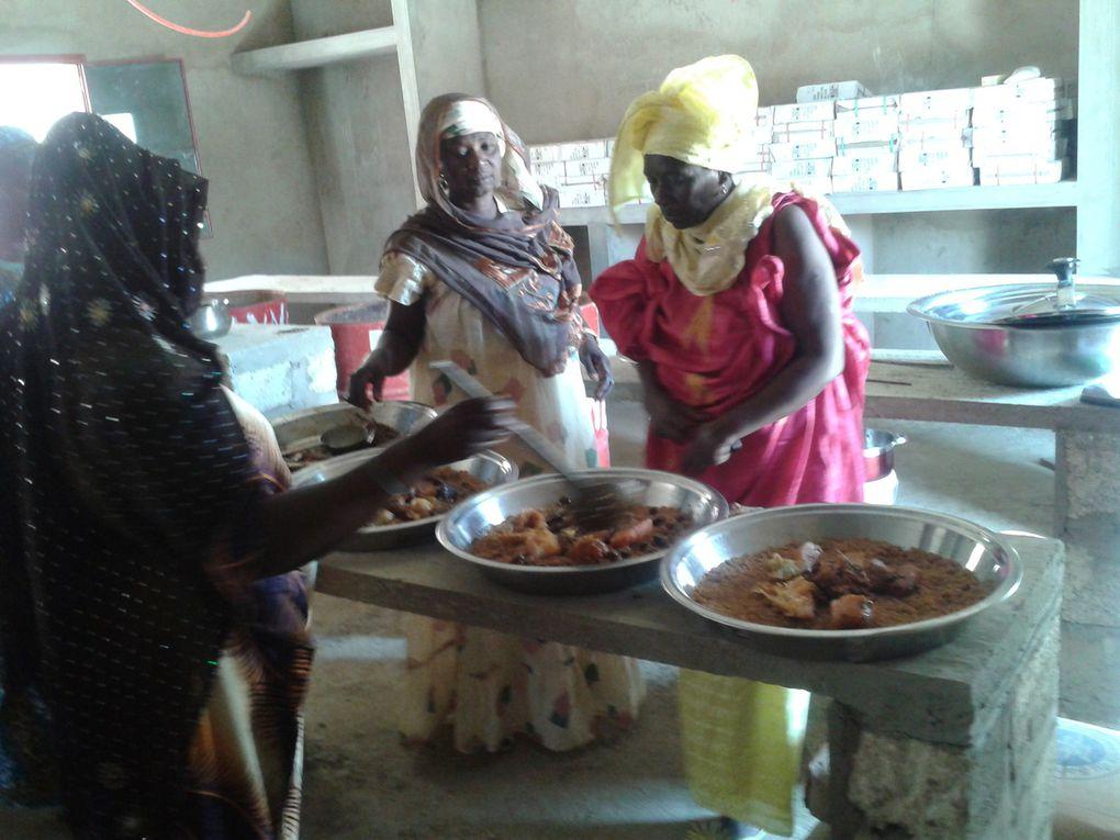 BAC 2016 l'APE du Lycée assure le repas.