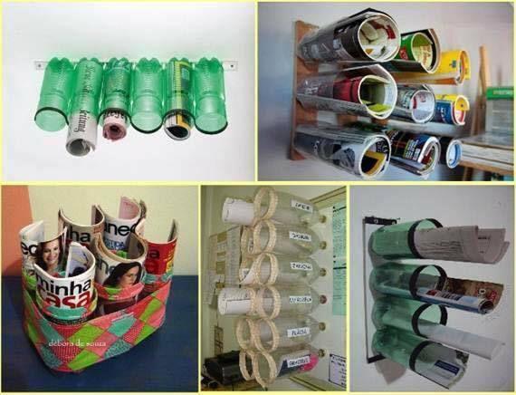 Bevorzugt Astuces incroyables pour recycler des bouteilles en plastique  QN38