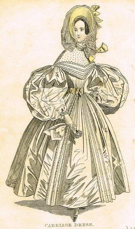 quelques ilustrations et costumes d'époque.