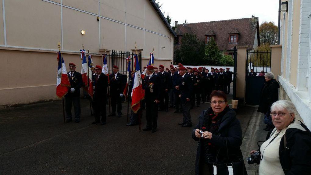 Assemblée Générale UNP de Bourgogne Franche-Comté 2015