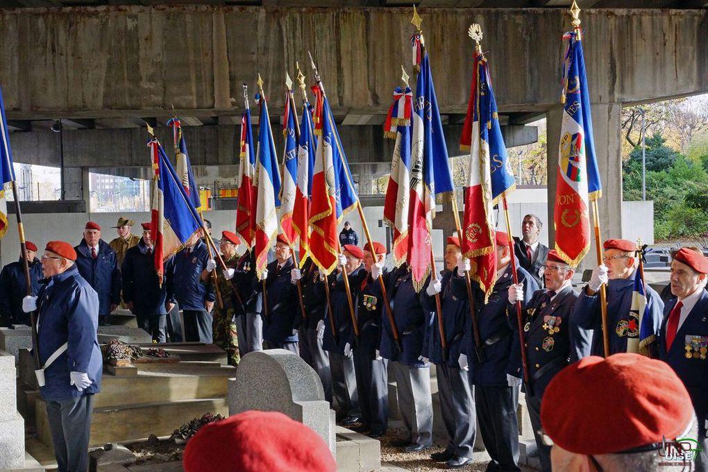 Photos retransmises par la Section UNP de l'Oise. Merci.
