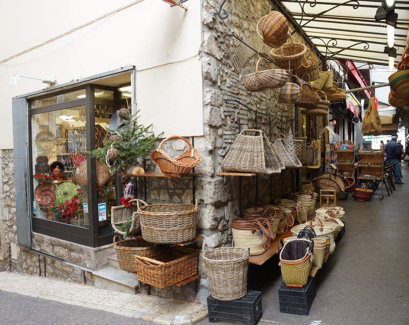 Le petit marché d'Antibes