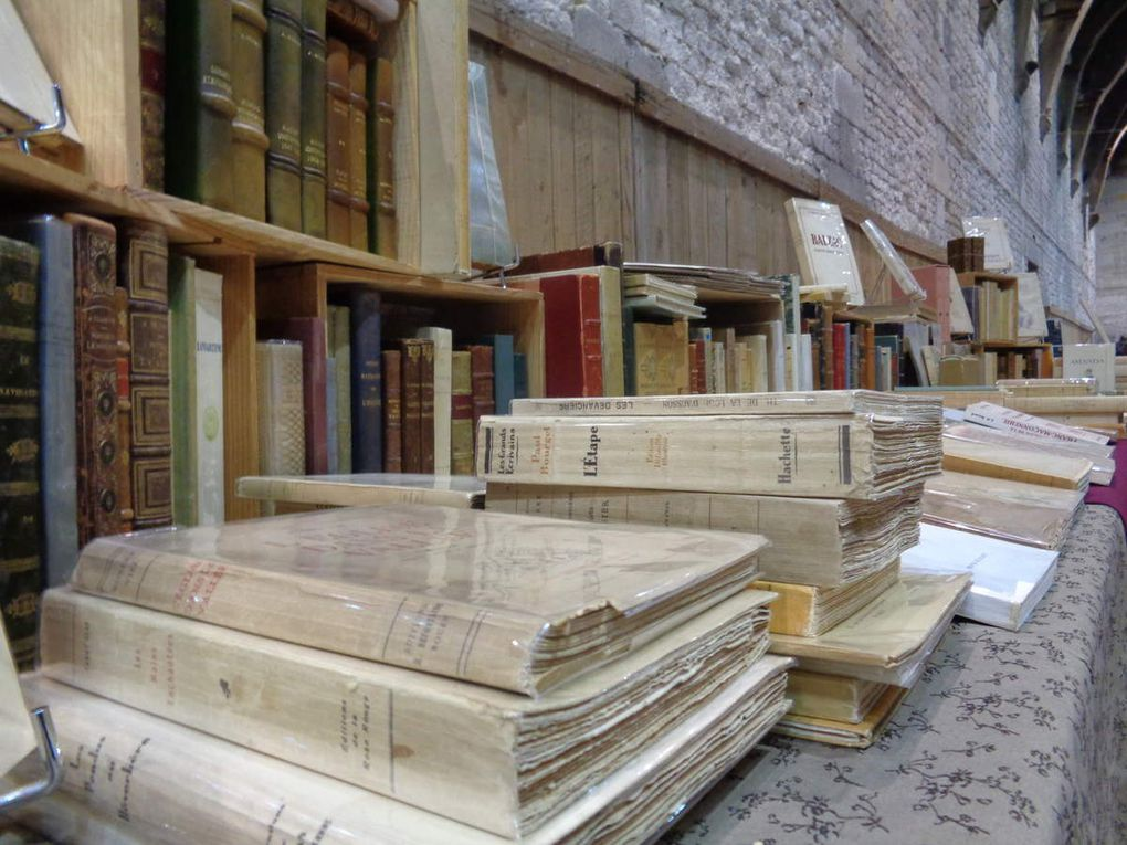 Salon toutes collections à Honfleur