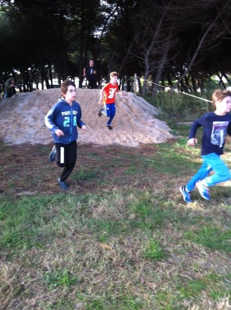 Cross département 2016