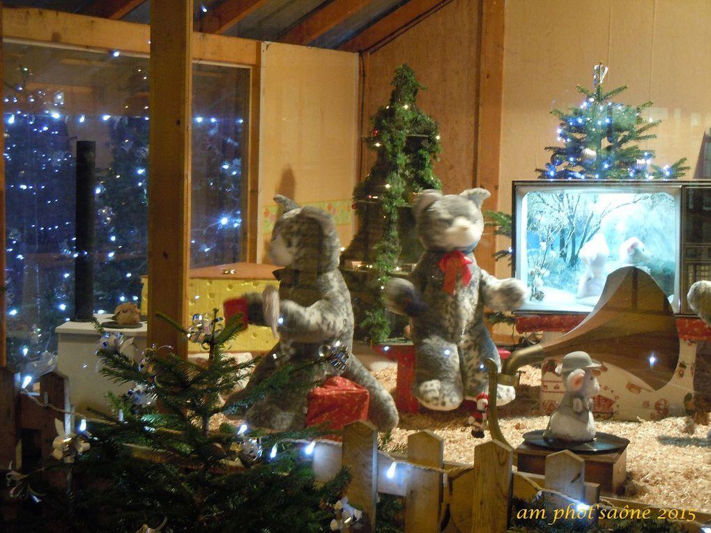 Décorations Noël 2015 à Vesoul