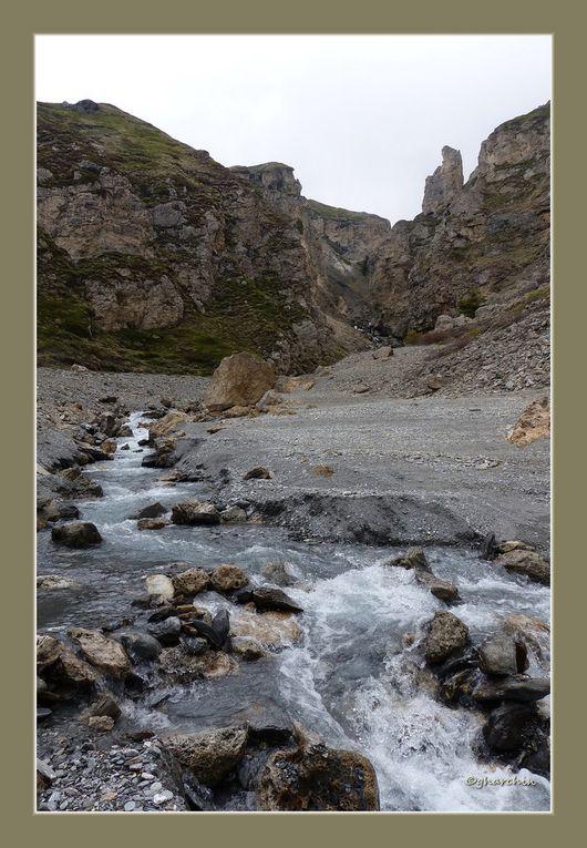 Balade au Col du Mt Cenis
