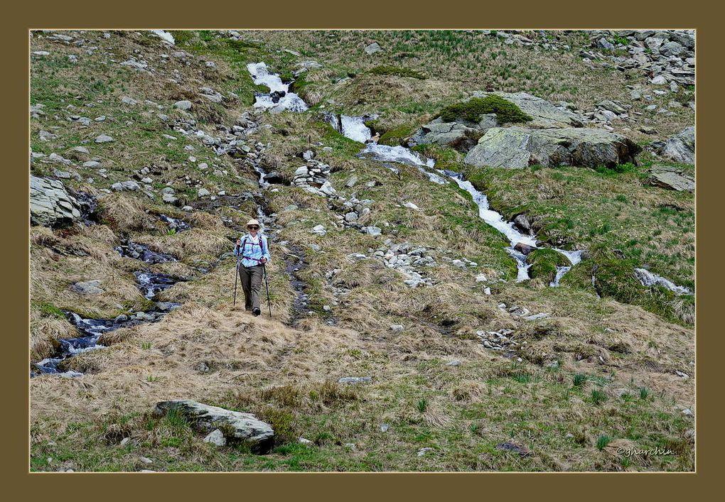 Le Plan des Sources, le Col Merlet Colomban (Maurienne)