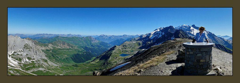 La Tête Nord des Fours 2756m