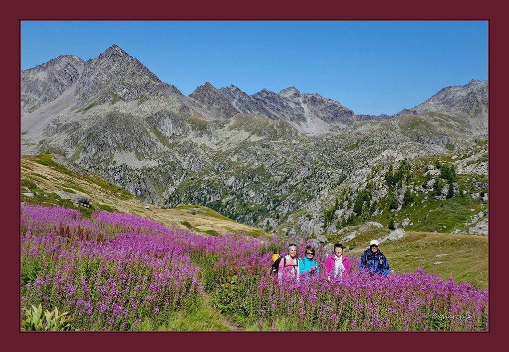 Du col de Tachuy (France Italie) au refuge Deffeyes (Italie)