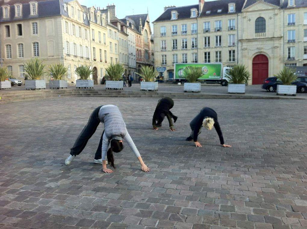 TRAININGS à la Rue!