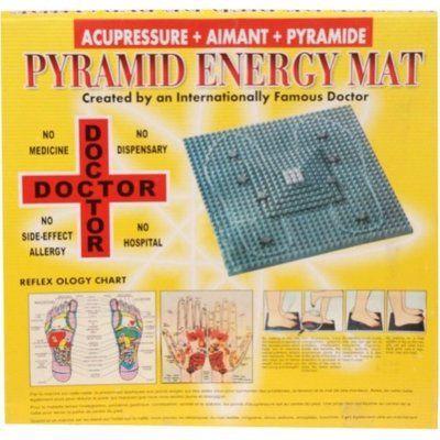 PYRAMID ENERGYMAT (Massage thérapeutique)