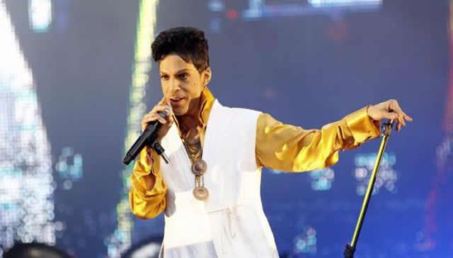 Prince Rogers Nelson dit Prince