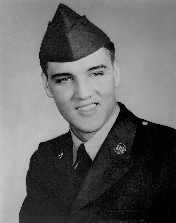 Elvis Presley, les photos oubliées du King