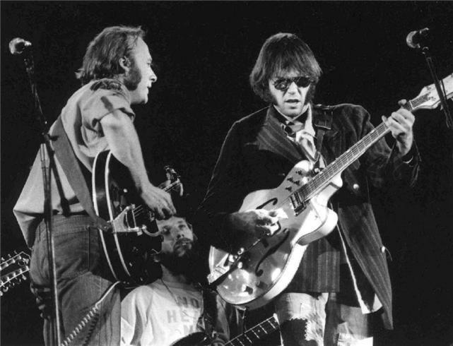 Crosby, Stills &amp&#x3B; Nash and Young