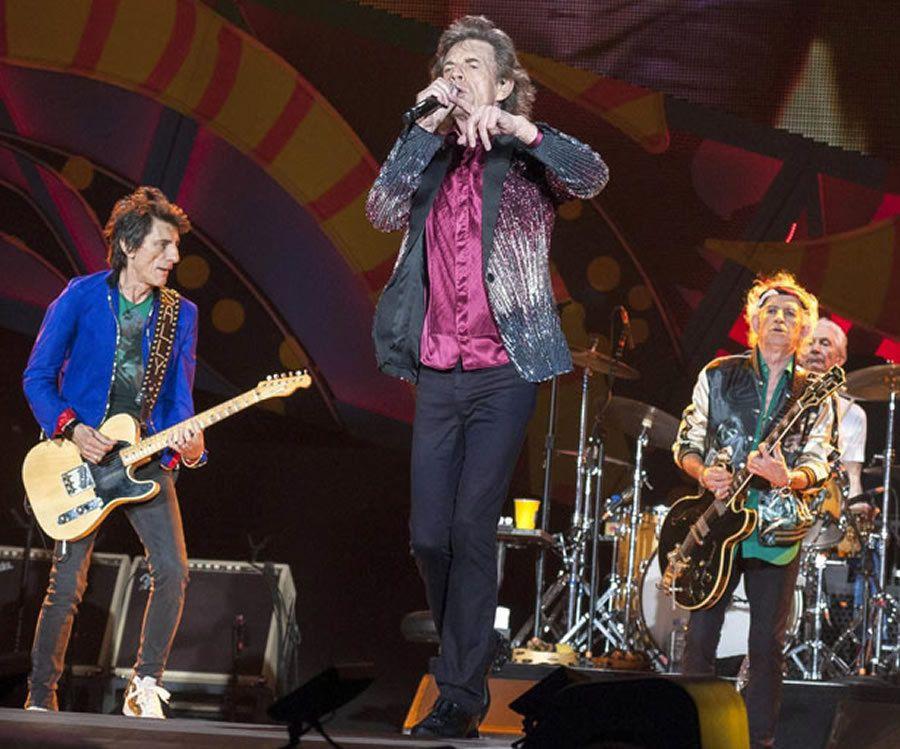 Eigene Blues-Songs &quot&#x3B;The Rolling Stones&quot&#x3B; arbeiten an neuer Platte