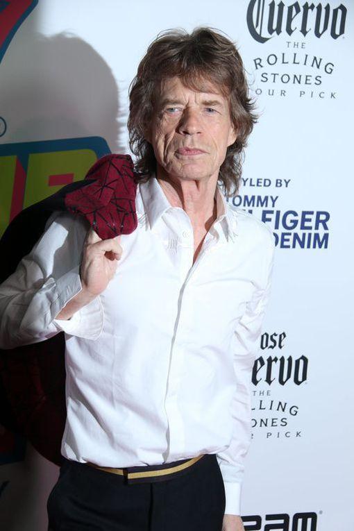 Mick Jagger : tout juste papa pour la huitième fois !